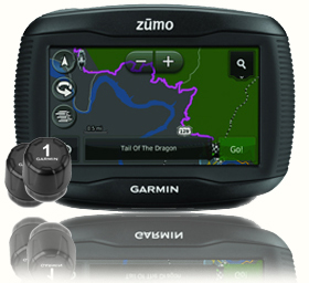 Zumo 390lm Bundle
